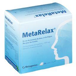 Metarelax Metagenics