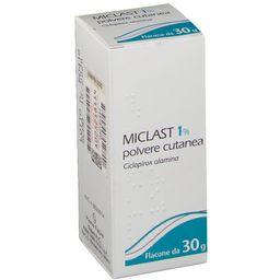 MICLAST 1% Polvere cutanea