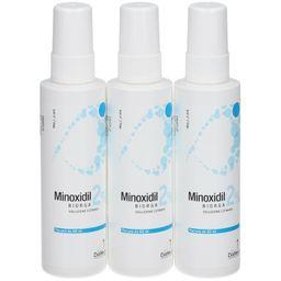 Minoxidil Biorga 2% soluzione cutanea