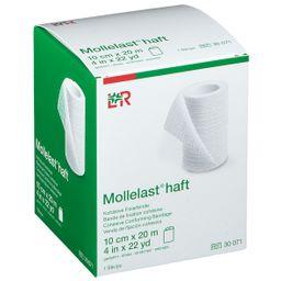 Mollelast® Haft Benda coesiva per fissaggio 10 cm x 20 m