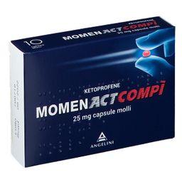 Moment Act Compì 25 mg Capsule Molli