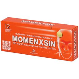 MOMENXSIN 200 mg/30 mg compresse rivestite