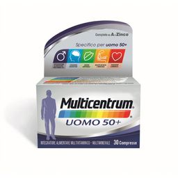 Multicentrum® Uomo 50+