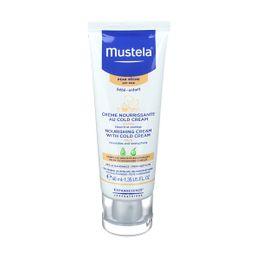 Mustela® Bébé Crema Nutriente alla Cold Cream Viso