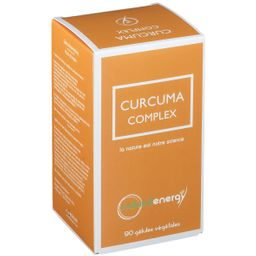 Natural Energy Curcuma Complex 500mg