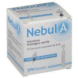 Nebul A Soluzione fisiologica strerile