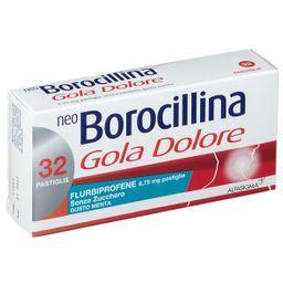 NeoBorocillina Gola Dolore Pastiglie gusto menta
