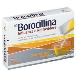 NeoBorocillina Influenza e Raffreddore 10 Bustine