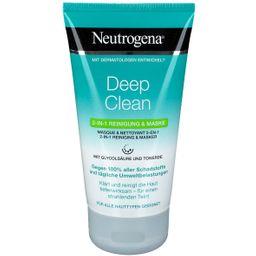 Neutrogena® Deep Clean 2-in-1 Maschera Purificante