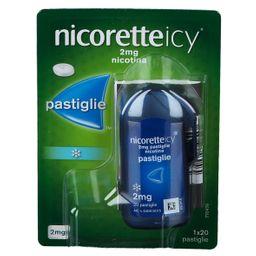 Nicoretteicy® 2 mg Nicotina Pastiglie