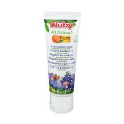 Nuby Citroganix Toddler Toothpaste