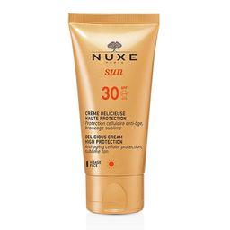 NUXE Sun SPF 30 Crema Solare Anti-Età Viso