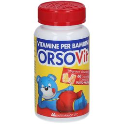Orsovit® Caramelle Gommose Gusto Frutta