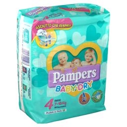 Pampers Baby-Dry Maxi 7-18 kg