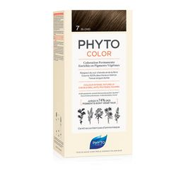 PHYTO PHYTOCOLOR 7 Biondo Colorazione Permanente