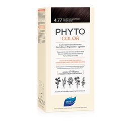 PHYTO PHYTOCOLOR Colorazione Permanente 4.77 Castano Marrone Intenso