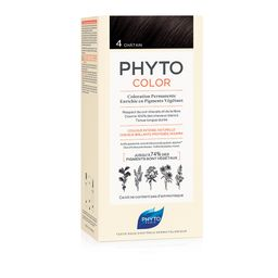 PHYTO PHYTOCOLOR Colorazione Permanente 4 Castano