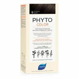 PHYTO PHYTOCOLOR Colorazione Permanente 5 Castano Chiaro
