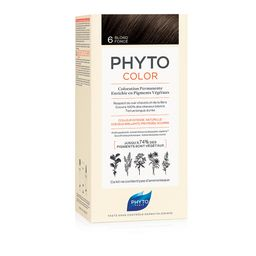 PHYTO PHYTOCOLOR Colorazione Permanente 6 Biondo Scuro