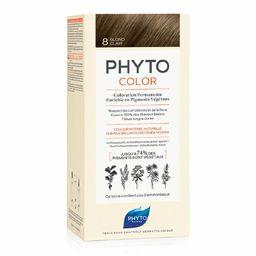 PHYTO PHYTOCOLOR Colorazione Permanente Biondo Chiaro 8
