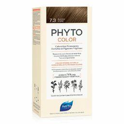 PHYTO PHYTOCOLOR Colorazione Permanente Biondo Dorato 7.3