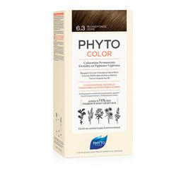 PHYTO PHYTOCOLOR Colorazione Permanente Biondo Scuro Dorato 6.3