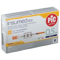 Pic Insumed Siringhe per insulina 0,5 ml