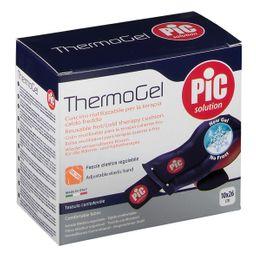 Pic Thermogel con Fascia Elastica 10x26 cm