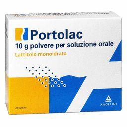 Portolac EPS 10 g polvere per soluzione orale