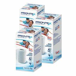 PRONTEX® Benda Fix Elastica Autofissante 4 m x 10 cm