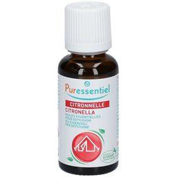 Puressentiel Oli Esseziali per DiffusioneCitronella + 3 Oli Essenziali
