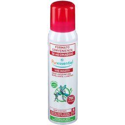 Puressentiel SOS Insetti Spray Antipuntura Repellente + Lenitivo 50 ml Omaggio