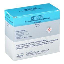 REGOLINT 9,7 Polvere per soluzione orale