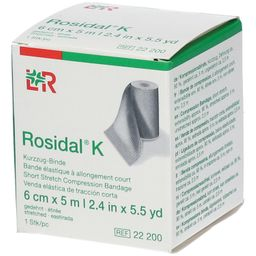 Rosidal® K Benda a Corta Estensione 6 cm x 5 m