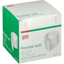 Rosidal® soft 10 cm x 0.3 cm x 2.5 m