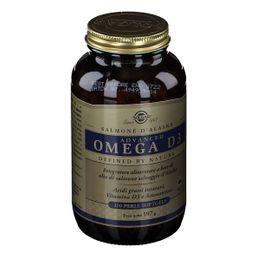 SOLGAR® ADVANCED OMEGA D3