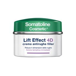 Somatoline Cosmetics® Lift Effect 4D Crema Antirughe Filler
