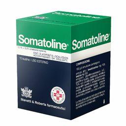 SOMATOLINE Emulsione cutanea Bustine