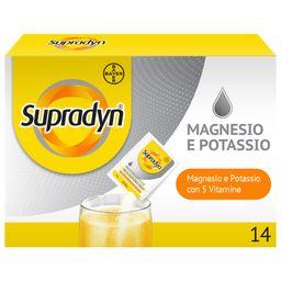 Supradyn® Magnesio e Potassio 14 Bustine