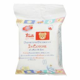 Trudi Baby Care Salviettine Detergenti in Cotone al nettare dei fiori