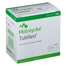Tubifast Two Way Stretch Green Line 5cm x 10m