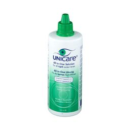 Unicare All-in-One Liquid Hard Contact Lenses