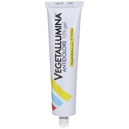 Vegetallumina® Antidolore 10% gel 120 g