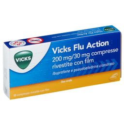Vicks Flu Action