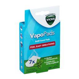 Vicks VH7 Vapopads® Menthol scent +36 Months