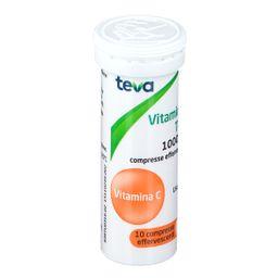 Vitamina C Teva Compresse effervescenti