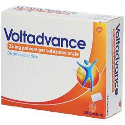Voltadvance 25 mg Polvere per Soluzione Orale