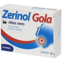 Zerinol® Gola Ribes Nero