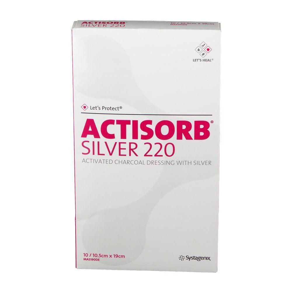 Actisorb Silver 220 19cm x 10.5cm