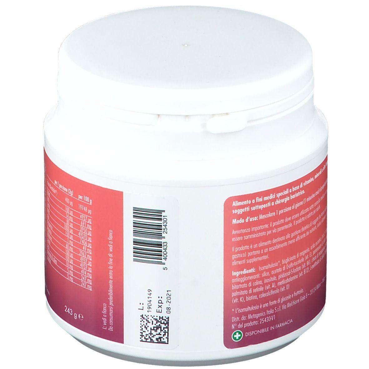Barinutrics Multi Polvere Gusto Neutro